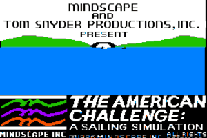 The American Challenge: A Sailing Simulation 0