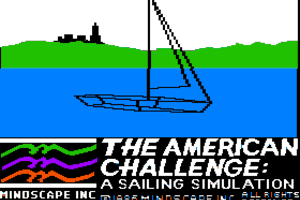 The American Challenge: A Sailing Simulation 1