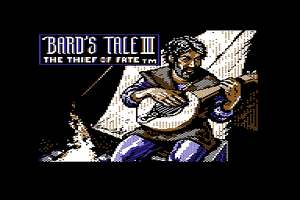The Bard's Tale III: Thief of Fate 0