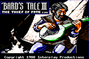 The Bard's Tale III: Thief of Fate abandonware