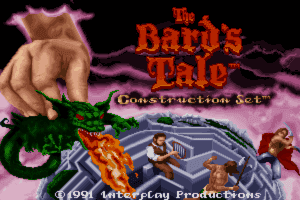 The Bard's Tale Construction Set 0