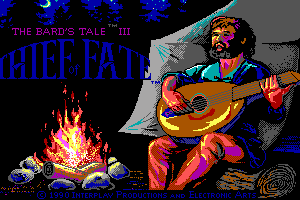 The Bard's Tale III: Thief of Fate 6