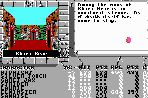 The Bard's Tale III: Thief of Fate 16