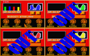 The Basket Manager 5
