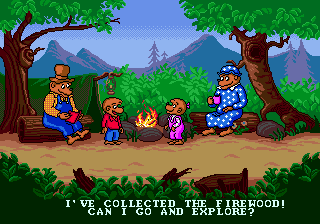 The Berenstain Bears' Camping Adventure 4