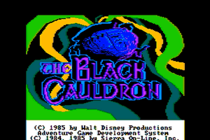 The Black Cauldron 0
