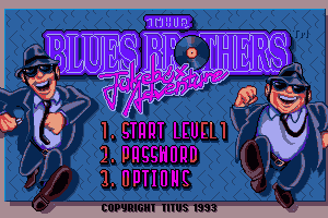 The Blues Brothers: Jukebox Adventure 0