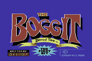 The Boggit: Bored Too 0