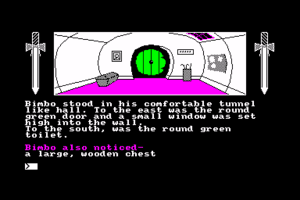 The Boggit: Bored Too abandonware