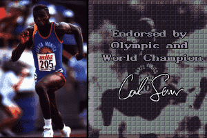 The Carl Lewis Challenge 1