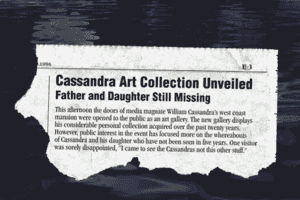 The Cassandra Galleries 5