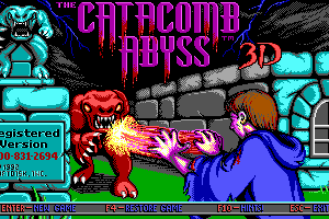 The Catacomb Abyss 2