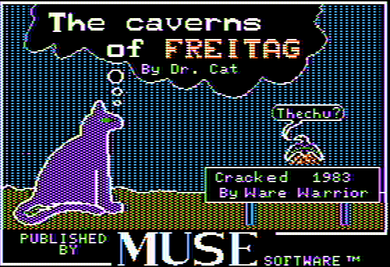 The Caverns of Freitag 0