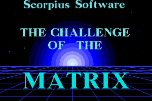 The Challenge of the Matrix 0