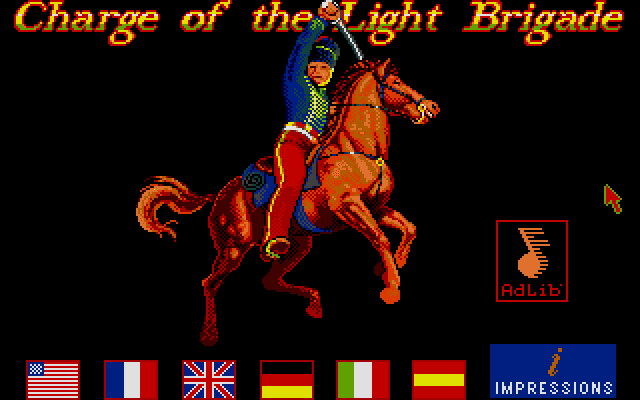 The Charge of The Light Brigade 0