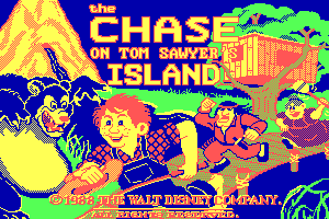 The Chase on Tom Sawyer's Island 4