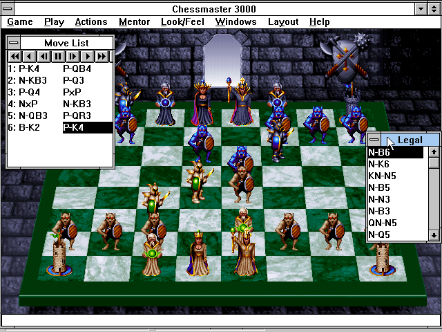 Download The Chessmaster 3000 Multimedia - My Abandonware