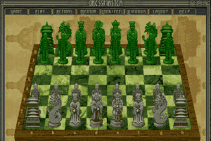 The Chessmaster 4000 Turbo abandonware