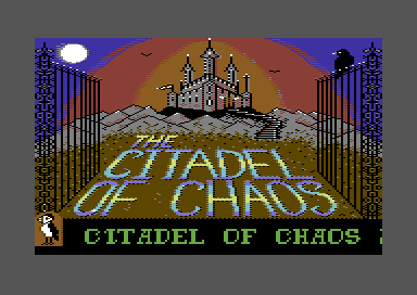The Citadel of Chaos 0