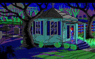 The Colonel's Bequest