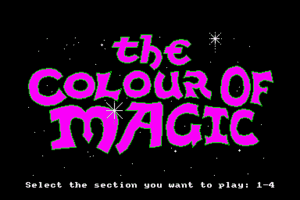 The Colour of Magic 1
