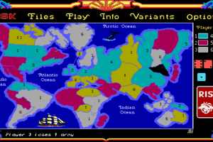 The Computer Edition of Risk: The World Conquest Game 11