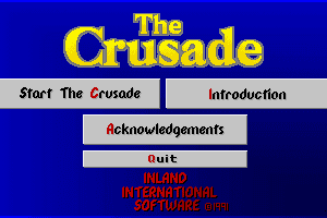The Crusade 0