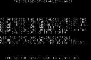 The Curse of Crowley Manor 2