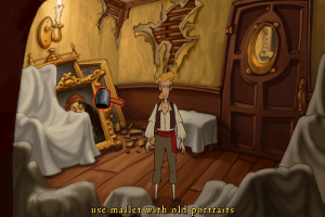 The Curse of Monkey Island abandonware
