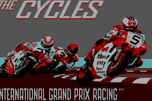 The Cycles: International Grand Prix Racing 17