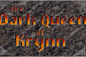 The Dark Queen of Krynn 0