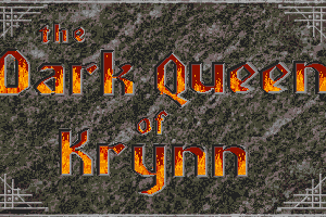 dark queen of krynn manual