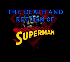 The Death and Return of Superman 0