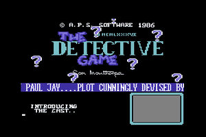 The Detective 0