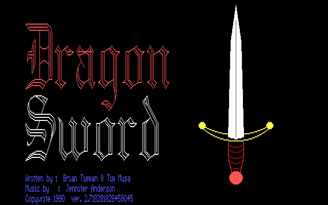 The Dragon Sword 0