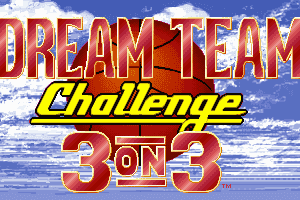 The Dream Team: 3 on 3 Challenge 0