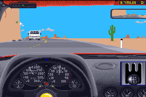 The Duel: Test Drive II abandonware