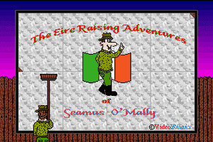 The Eire Raising Adventures of Seamus O'Mally 0