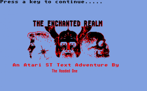 The Enchanted Realm 0
