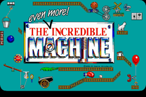 The Even More! Incredible Machine 0