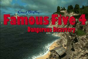 The Famous Five: Dangerous Discovery 0
