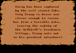 The Fantastic Adventures of Dizzy 2