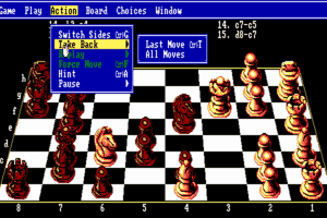 The Fidelity Chessmaster 2100 13