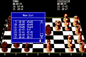 The Fidelity Chessmaster 2100 15