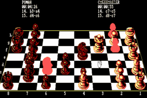The Fidelity Chessmaster 2100 17