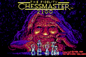 The Fidelity Chessmaster 2100 1