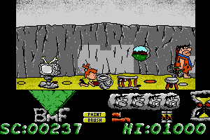 The Flintstones abandonware