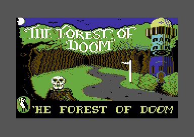 The Forest of Doom 0
