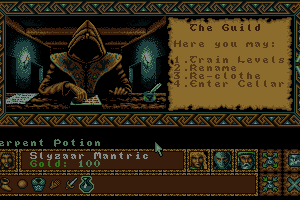 The Four Crystals of Trazere abandonware