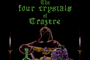 The Four Crystals of Trazere 0